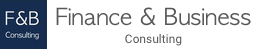 Finance & Business Consulting Logo